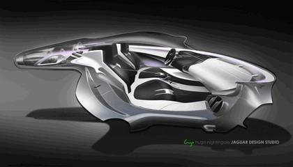 2010 Jaguar C-XF concept 70