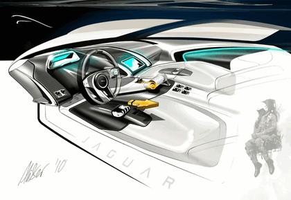 2010 Jaguar C-XF concept 78