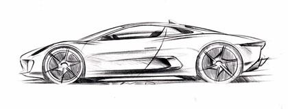 2010 Jaguar C-XF concept 82