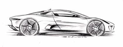 2010 Jaguar C-XF concept 83