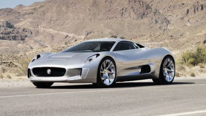2010 Jaguar C-XF concept 4