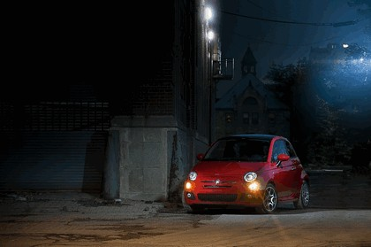 2010 Fiat 500 - USA version 6