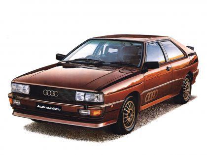 1980 Audi Quattro 1