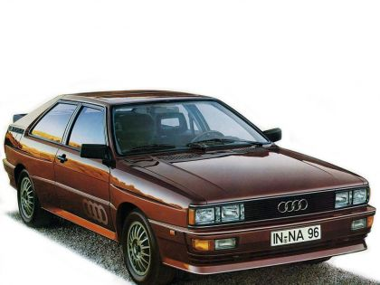 1980 Audi Quattro 4
