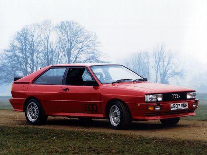 1980 Audi Quattro 11