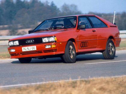 1980 Audi Quattro 12