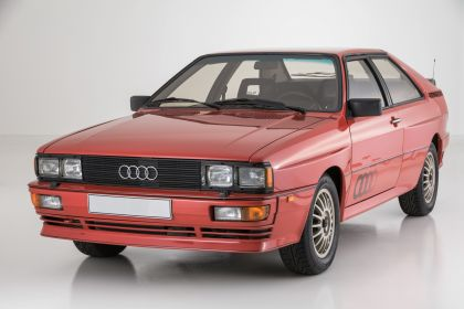 1980 Audi Quattro 13
