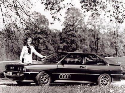 1980 Audi Quattro 19