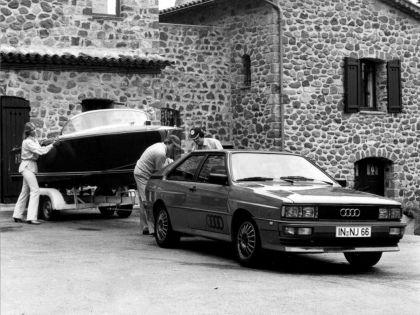 1980 Audi Quattro 20