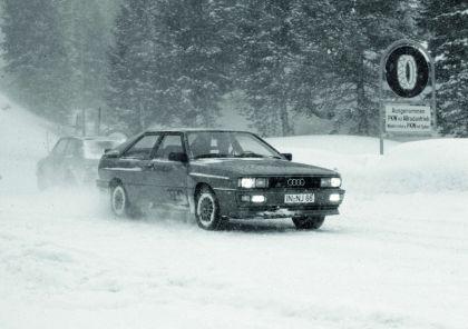 1980 Audi Quattro 22