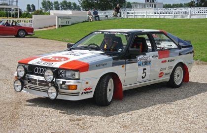 1980 Audi Quattro A1 1