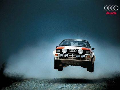 1980 Audi Quattro A1 5