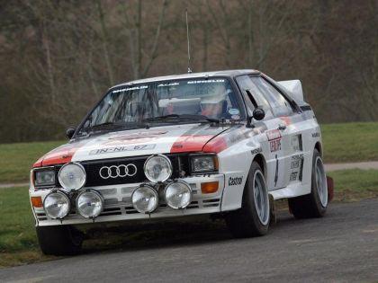 1981 Audi Quattro A2 1