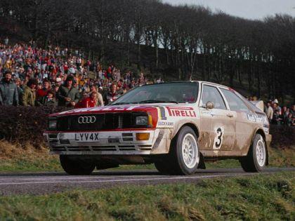 1981 Audi Quattro A2 2