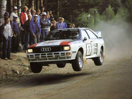 1981 Audi Quattro A2 4