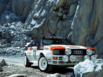 1981 Audi Quattro A2 6