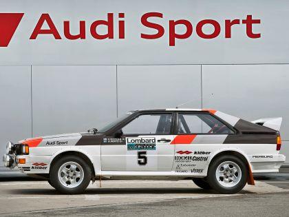 1981 Audi Quattro A2 9