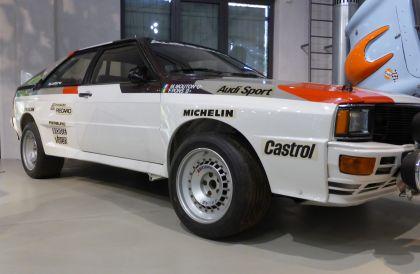 1981 Audi Quattro A2 11