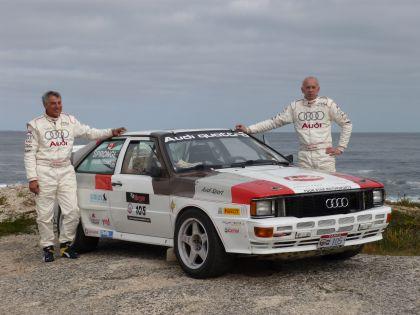 1981 Audi Quattro A2 12
