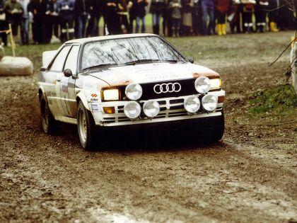 1981 Audi Quattro A2 14