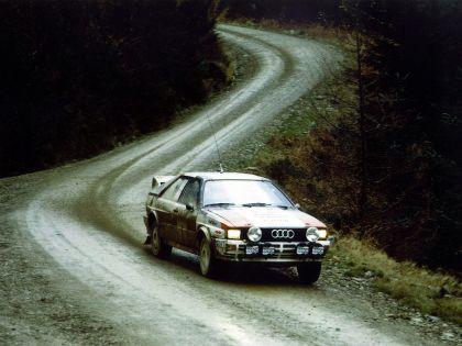 1981 Audi Quattro A2 15