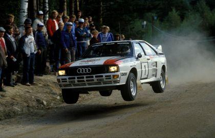 1981 Audi Quattro A2 16