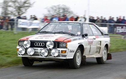 1981 Audi Quattro A2 17