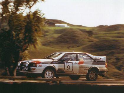 1981 Audi Quattro A2 19