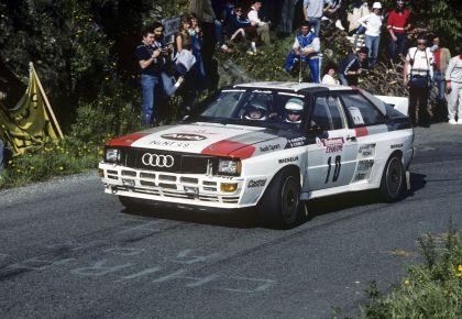 1981 Audi Quattro A2 20