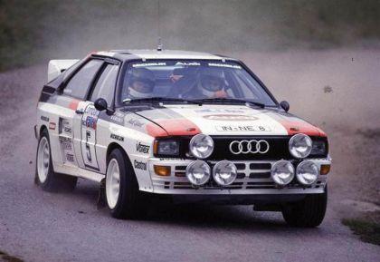 1981 Audi Quattro A2 21