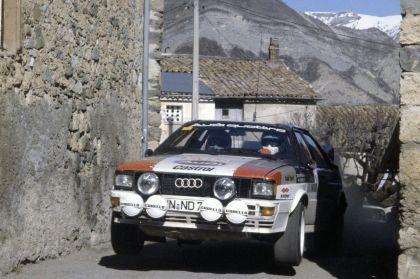 1981 Audi Quattro A2 22