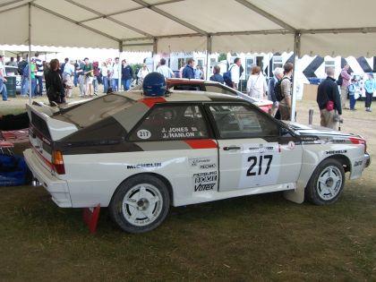 1981 Audi Quattro A2 24