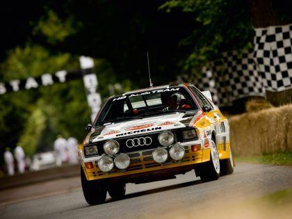 1981 Audi Quattro A2 25