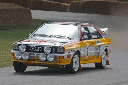1981 Audi Quattro A2 26