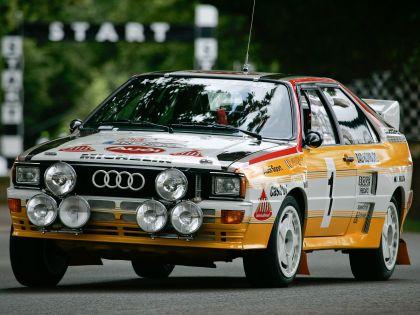 1981 Audi Quattro A2 27