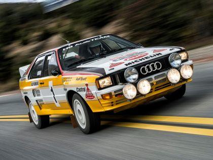 1981 Audi Quattro A2 28