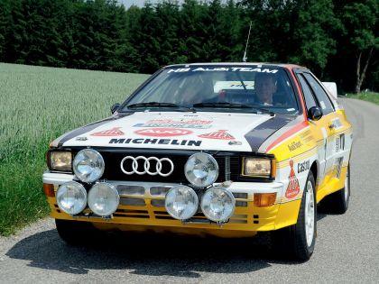 1981 Audi Quattro A2 31