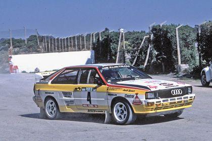 1981 Audi Quattro A2 32