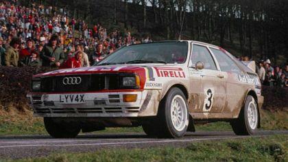 1981 Audi Quattro A2 5
