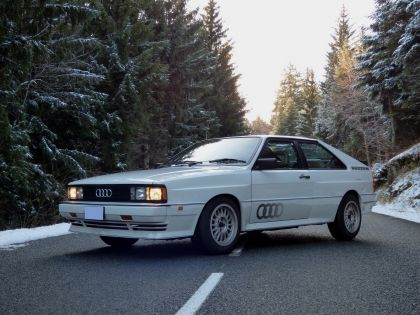1982 Audi Quattro - USA version 6