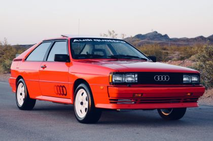 1982 Audi Quattro - USA version 7