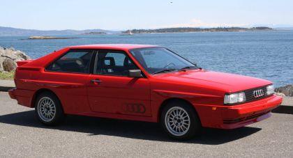 1982 Audi Quattro - USA version 8