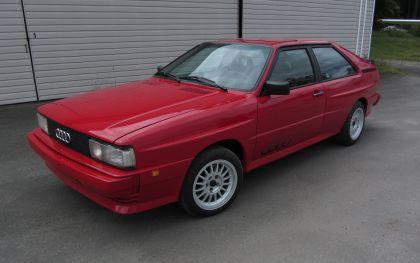 1982 Audi Quattro - USA version 10