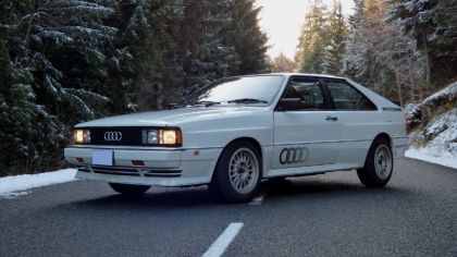 1982 Audi Quattro - USA version 8