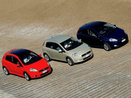 2005 Fiat Grande Punto 5-door 3