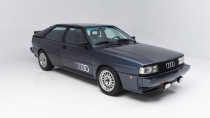 1985 Audi Quattro - USA version 9