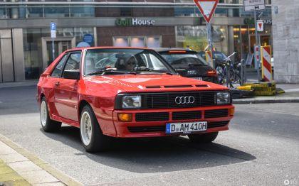 1984 Audi Sport Quattro 7