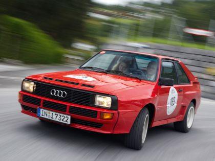 1984 Audi Sport Quattro 14