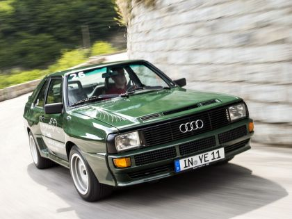 1984 Audi Sport Quattro 25