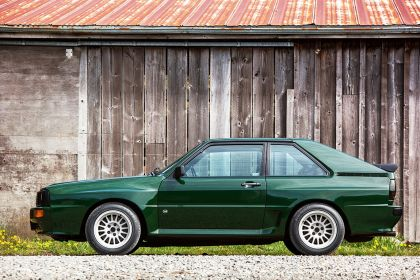 1984 Audi Sport Quattro 27